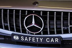 March 1, 2019 - Barcelona, Barcelona, Spain - Safety Car Mercedes AMG during the Formula 1 2019 Pre-Season Tests at Circuit de Barcelona - Catalunya in Montmelo, Spain on March 1. (Credit Image: © Xavier Bonilla/NurPhoto via ZUMA Press)