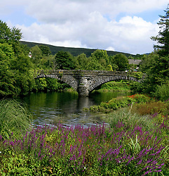 July 21, 2019 - Roughty River, County Kerry, Ireland, Near Kenmare (Credit Image: © Peter Zoeller/Design Pics via ZUMA Wire)
