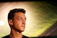 082813 Mesut Ozil joins Adidas family