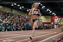 2020 USATF Indoor Championship<br /> Albuquerque, NM 2020-02-15<br /> photo credit: © 2020 Kevin Morris<br /> womens 1500m, New Balance