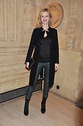 EVA HERZIGOVA at Cirque du Soleil's VIP night of Kooza held at the Royal Albert Hall, London on 8th January 2013.