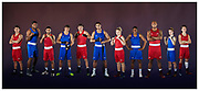 Commission from GB Boxing | Athletes to represent Team GB in the Tokyo 2020 Olympic Games. May, 2021