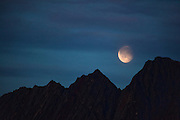 "Moon rising over mountains in Nugatsiaq, Baffin Bay, Greenland This mage can be licensed via Millennium Images. Contact me for more details, or email mail@milim.com For prints, contact me, or click ""add to cart"" to some standard print options."