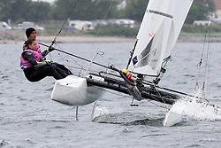 , Kiel - Kieler Woche 20. - 28.06.2015, Nacra 17 - ITA 126 - Porro, Frncesco