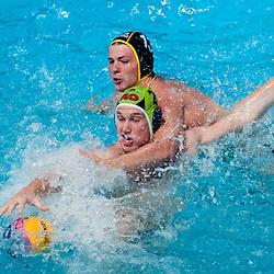 20110618: Water polo - Slovenia vs Germany, Kranj