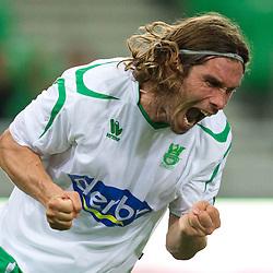 20110731: SLO, Football - PrvaLiga, NK Olimpija Ljubljana vs HIT Gorica