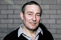 Gerry Storey, national coach, Ulster amateur boxing, N Ireland, 19840007GS<br />
