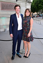 File photo dated 21/06/17 of Princess Eugenie of York and her long-term boyfriend Jack Brooksbank attending the V&A Summer Party at the Victoria & Albert Museum, London. London. Buckingham Palace has announced that they have become engaged.
