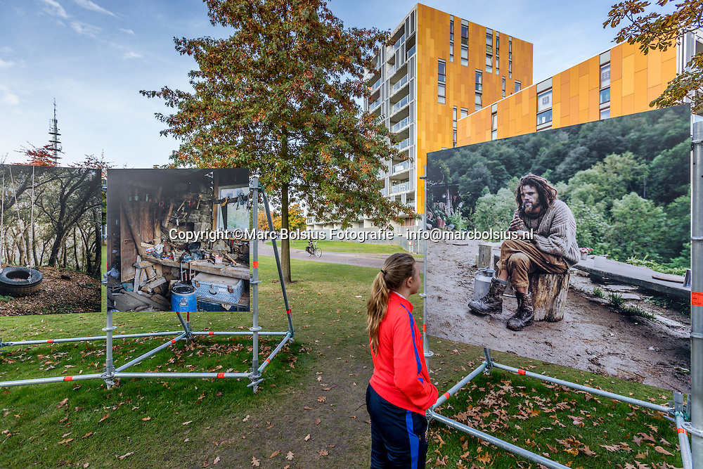 Nederland,  Breda, outdoor expositie van Breda Photo