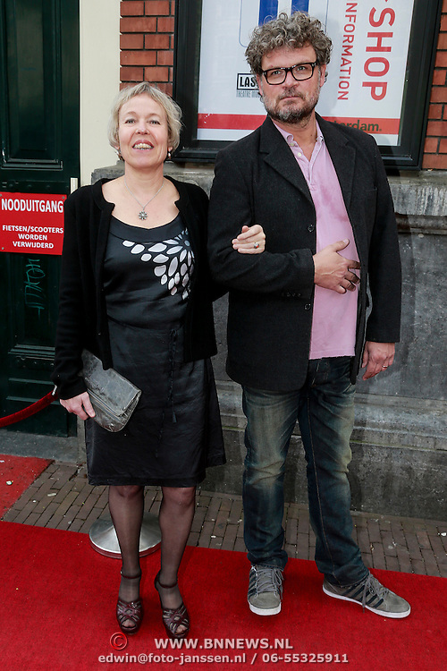 NLD/Amsterdam/20130424- Filmpremiere Boven is het Stil, producente