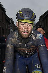 March 1, 2017 - Dour, Belgique - DOUR, BELGIUM - MARCH 1 : VAN KEIRSBULCK Guillaume (BEL) Rider of Wanty - Groupe Gobert during the 49th Grand Prix Samyn cycling race with start in Quaregnon and finish in Dour on March 01, 2017 in Dour, Belgium, 1/03/2017 (Credit Image: © Panoramic via ZUMA Press)