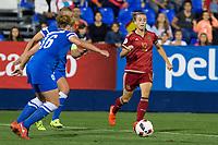 Spain's Barbara Latorre during the match of  European Women's Championship 2017 at Leganes, between Spain and Finland. September 20, 2016. (ALTERPHOTOS/Rodrigo Jimenez)