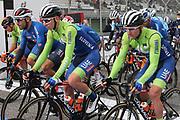 Tadej Pogacar and Jan Polanc of Slovenia during the 2020 UCI World Road Championships, Men Elite Road Race, on September 27, 2020 at Autodromo Enzo and Dino Ferrari in Imola, Italy - Photo Laurent Lairys / ProSportsImages / DPPI