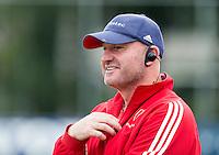 BREDA (Neth.)  England coach Craig Keegan  during the match  New Zealand vs England U21 women . Volvo Invitational Tournament U21. COPYRIGHT KOEN SUYK