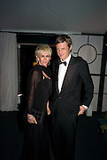 TRUDIE STYLER; ZAC GOLDSMITH, Royal Parks Foundation Summer party. Gala evening, sponsored by Candy & Candy on behalf of One Hyde Park. Hyde Park. London. 10 September 2008 *** Local Caption *** -DO NOT ARCHIVE-© Copyright Photograph by Dafydd Jones. 248 Clapham Rd. London SW9 0PZ. Tel 0207 820 0771. www.dafjones.com.