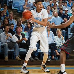 2015-11-15 Fairfield at North Carolina Tar Heels Basketball