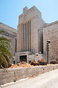 The Jerusalem Great Synagogue
