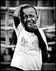 Freetown Slums Sierra Leone