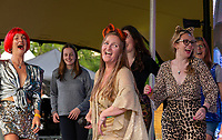 Talent Contest at the Also Festival 2021 at Cpmton Verney,photo by Mark Anton Smith<br /> .