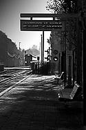 Train Coming, Menlo Park, CA