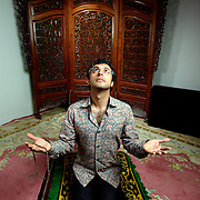 """Reza Aslan, a religious scholar and author of """"No God But God: The Origin, and Future of Islam"""" and """"Zealot: The Life and Times of Jesus of Nazareth"""". For more images, please use the Search menu for Reza Aslan."""