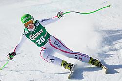 12.01.2013, Karl Schranz Abfahrt, St. Anton, AUT, FIS Weltcup Ski Alpin, Abfahrt, Damen im Bild Stefanie Moser (AUT) // Stefanie Moser of Austria in action during ladies Downhill of the FIS Ski Alpine World Cup at the Karl Schranz course, St. Anton, Austria on 2013/01/12. EXPA Pictures © 2013, PhotoCredit: EXPA/ Johann Groder