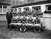 1956 - Albert Rovers v Workmen's FC . FAI Intermediate Semi-Final