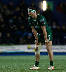 Tom Daly of Connacht<br /> <br /> Photographer Simon King/Replay Images<br /> <br /> Guinness PRO14 Round 14 - Cardiff Blues v Connacht - Saturday 26th January 2019 - Cardiff Arms Park - Cardiff<br /> <br /> World Copyright © Replay Images . All rights reserved. info@replayimages.co.uk - http://replayimages.co.uk