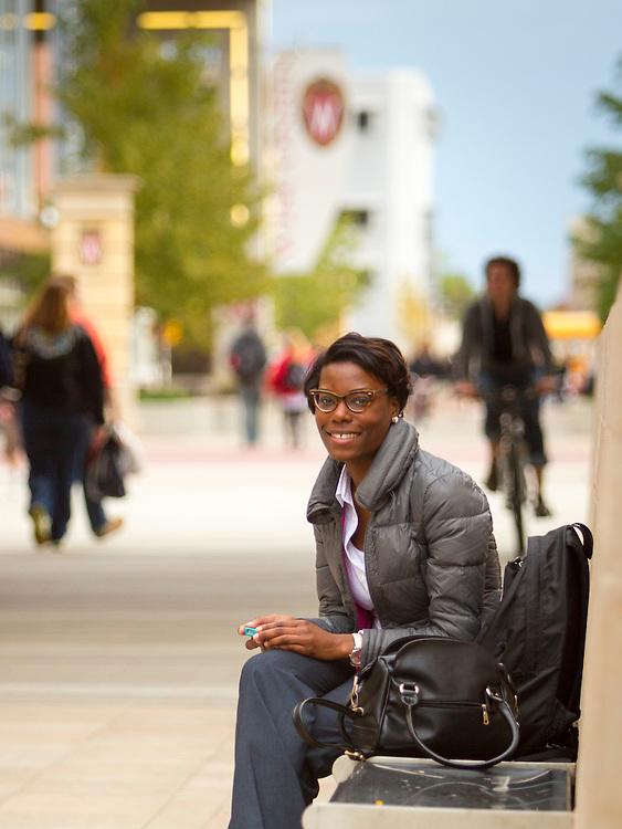 UW Campus. (Photo © Andy Manis)