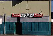 CS02992 Harlem Café 3976 NE Union, @ Shaver. Feb. 7, 1974