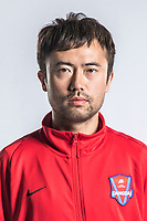 **EXCLUSIVE**Portrait of Chinese soccer player Liu Yu of Chongqing Dangdai Lifan F.C. SWM Team for the 2018 Chinese Football Association Super League, in Chongqing, China, 27 February 2018.