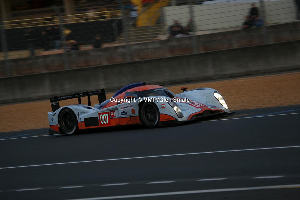 #007 Lola Aston Martin DBR1-2 - Aston Martin Racing, LMP1 Le Mans 24H 2010