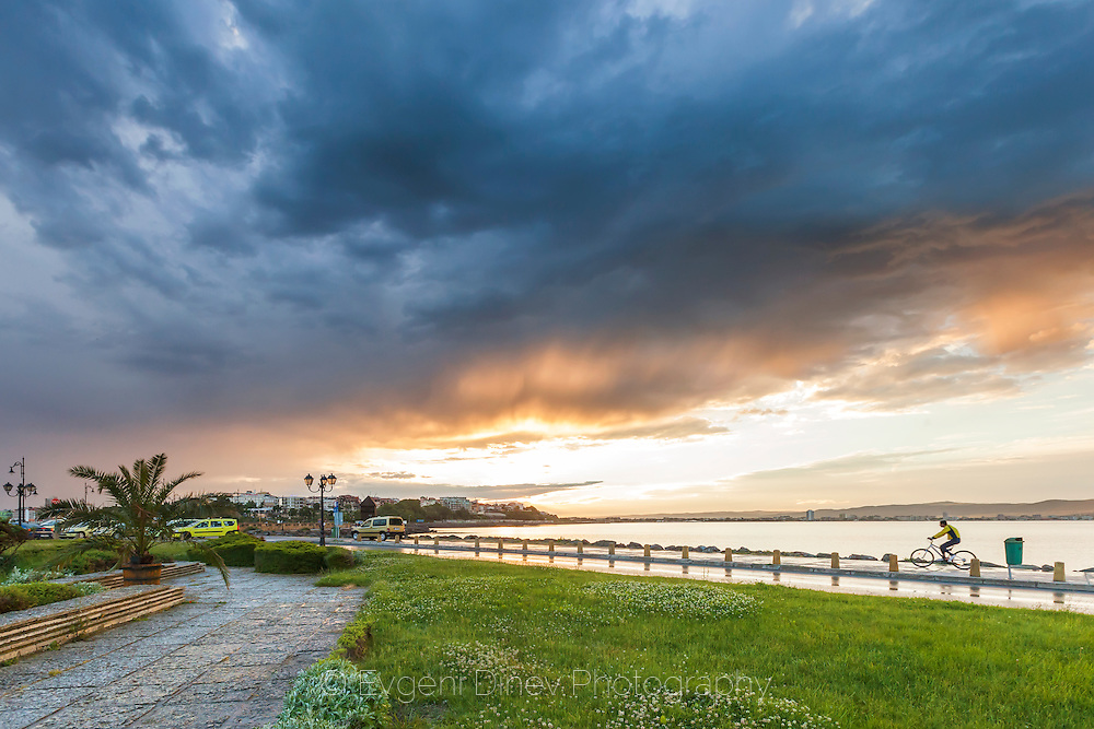Nessebar after the storm