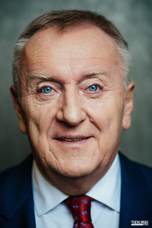 31.10.2017 Warszawa. Adam Rozwadowski prezes firmy ENEL-MED pozuje do zdjecia<br /> Fot. Adam Tuchlinski dla Forbes