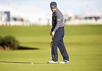 Golf - 2021 Alfred Dunhill Links Championship - Day Four - The Old Course at St Andrew's - Day Four -  Sunday 3rd October 2021<br /> <br /> Richie Ramsay on the 17th<br /> <br /> Credit: COLORSPORT/Bruce White