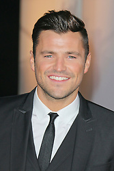 © Licensed to London News Pictures. 11/12/2013, UK. <br /> <br /> Mark Wright, attends A Night Of Heroes: The Sun Military Awards, National Maritime Museum, London UK, 11 December 2013. Photo credit : Richard Goldschmidt/Piqtured/LNP