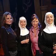 Premiere Nonsens, Marisca Hulscher, Gerrie van der Kleij, Wilma Nanninga en Marjolein Keuning