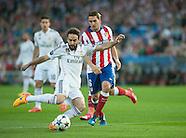 Atletico Madrid v Real Madrid 140415
