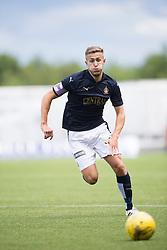 Falkirk's Will Vaulks. Falkirk 3 v 1 East Fife, Petrofac Training Cup played 25th July 2015 at The Falkirk Stadium.