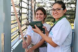 Idealday 2018, uma ação da empresa Edenred na ONG Criança Cidadã, localizada em Campo Bom/RS. Colaboradores da empresa participam como voluntários em diversas ações solidárias. Foto: Marcos Nagelstein/ Agência Preview