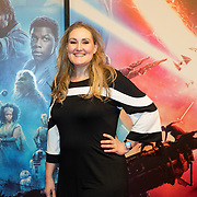 NLD/Amsterdam/20191218 - Premiere van Star Wars: The Rise of Skywalker, Hannelore Zwitserlood