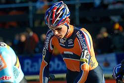 29-01-2006 WIELRENNEN: UCI CYCLO CROSS WERELD KAMPIOENSCHAPPEN ELITE: ZEDDAM <br /> Gerben de Knegt<br /> ©2006-WWW.FOTOHOOGENDOORN.NL
