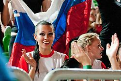 Fans at European Cheerleading Championship 2011, on July 3, 2011, in SRC Stozice, Ljubljana, Slovenia (Photo by Matic Klansek Velej / Sportida)