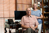 2015 06-15 Ron and Sandy Walker NYT