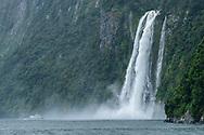 Oceania, New Zealand, Aotearoa, South Island, Te Anau, Southland, Fiordland National Park, Milford Sound,