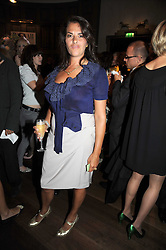 TRACEY EMIN at the Harper's Bazaar Women of the Year Awards 2008 at The Landau, The Langham Hotel, Portland Place, London on 1st September 2008.<br /> <br /> NON EXCLUSIVE - WORLD RIGHTS