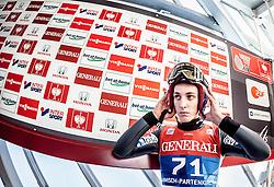 31.12.2013, Olympiaschanze, Garmisch Partenkirchen, GER, FIS Ski Sprung Weltcup, 62. Vierschanzentournee, Training, im Bild Gregor Schlierenzauer (AUT) // Gregor Schlierenzauer (AUT) during practice Jump of 62nd Four Hills Tournament of FIS Ski Jumping World Cup at the Olympiaschanze, Garmisch Partenkirchen, Germany on 2013/12/31. EXPA Pictures © 2013, PhotoCredit: EXPA/ JFK