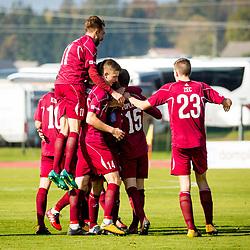 20171014: SLO, Football - Prva liga Telekom Slovenije 2017/18, NK Triglav Kranj vs NK Krško