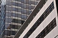 Museum of Modern Art, Museum of Modern Art Tower designed by Cesar Pelli & Associates [1985], Manhattan, New York City, New York, USA