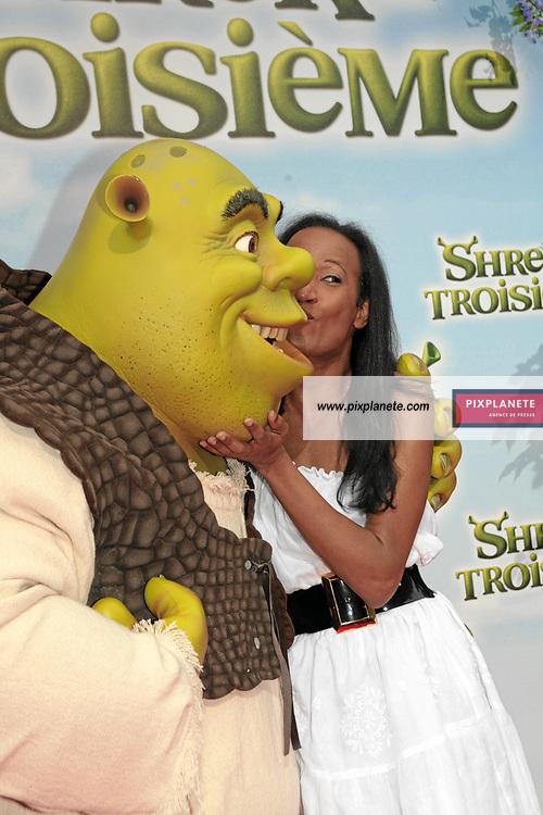 Vincent Mac Doom - Shrek - Avant Première à Paris du troisième volet de Shrek - 7/6/2007 - JSB / PixPlanete